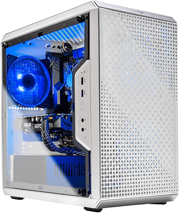 Skytech Oracle Gaming PC Desktop - AMD Ryzen 5 2600