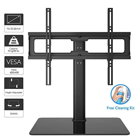 "1home Soporte de TV con Pedestal para TV de 32""-60"" LCD/"