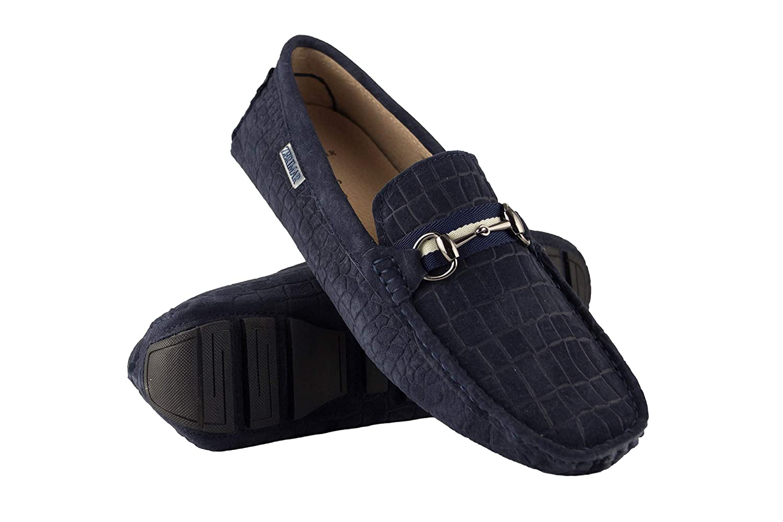 Zerimar Mocasines Hombre   Mocasines Hombre Piel   Mocasines Hombre Cuero   Mocasines Loafer Hombre   Zapatos Hombre Casuales Mocasines   Mocasines Loafer ...