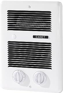 amazon com cadet com pak 1000w 120v most popular electric wall rh amazon com wiring 240v wall heater Wall Heater Thermostat Diagram