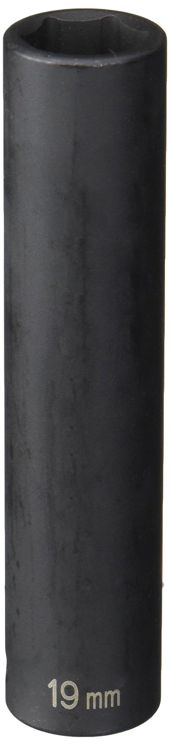 Grey Pneumatic (2019XMD) 1/2'' Drive x 19mm Extra-Deep Socket