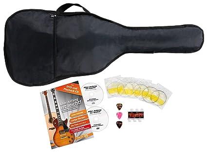 Classic Cantábile Pack de 5 accesorios guitarra acústica: Amazon ...