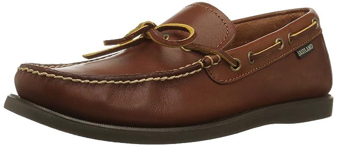Eastland Yarmouth Hombre Castaño claro Mocasines Zapatos uevo EU 43: Amazon.es: Ropa y accesorios