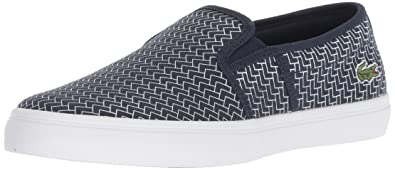 lowest price 15074 e5f2d Amazon.com | Lacoste Women's Gazon Sneaker | Fashion Sneakers