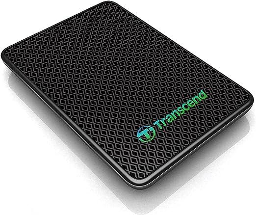 Transcend ESD400 - Disco Duro sólido SSD de 1 TB, Negro: Amazon.es ...