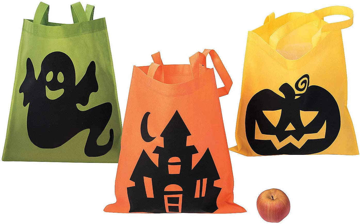 Calling all grownups! Limited Edition Fun Tote Bag For Anytime Franky Halloween Quality Fun Treats Bag Not sold in Stores Coolest Ever!