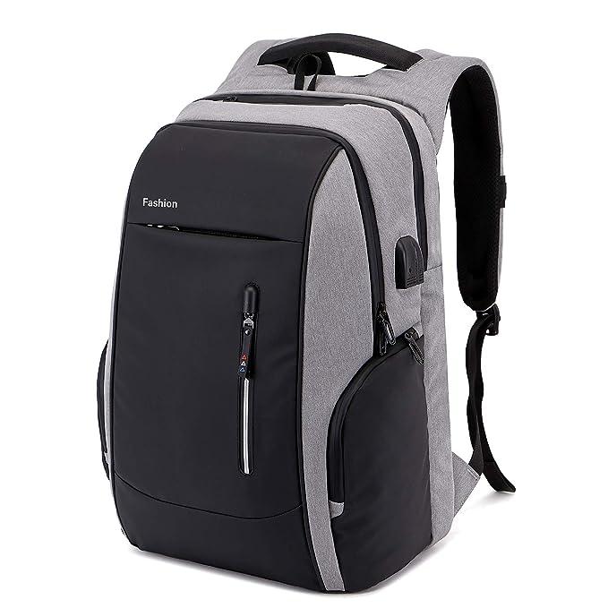 57 opinioni per Xnuoyo Laptop Zaino Antifurto, 17.3 Pollici Impermeabile Zaino Porta PC con