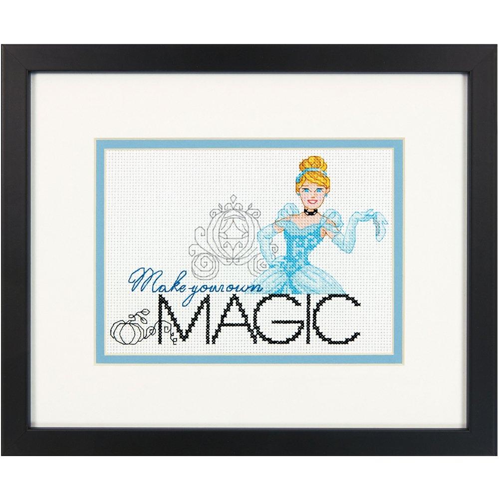 Dimensions Needlecrafts Disney Make Your Own Magic Counted Cross Stitch Kit IDEAL DESIGN ENTERPRISES CO. LTD 70-65175