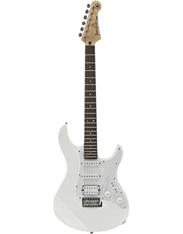 Yamaha Pacifica 012 Guitarra Eléctrica - Guitarra 4/4 de madera, 64.77 cm,