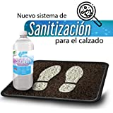 Limpro | Tapete Lavable Sanitizante de Alta Calidad para Calzado | 46 x 35.5 cm | Elimina bacterias y microorganismos…