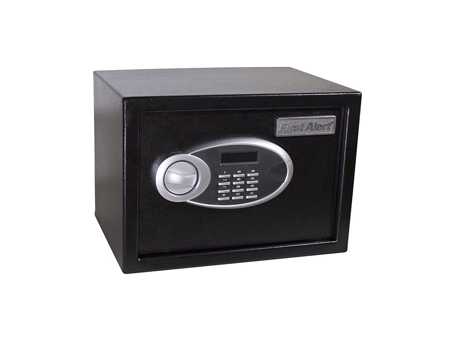Amazon.com: First Alert 4005DFB Anti-Theft Safe with Digital LOCK, .57 Cubic-Foot, Black: Home Improvement