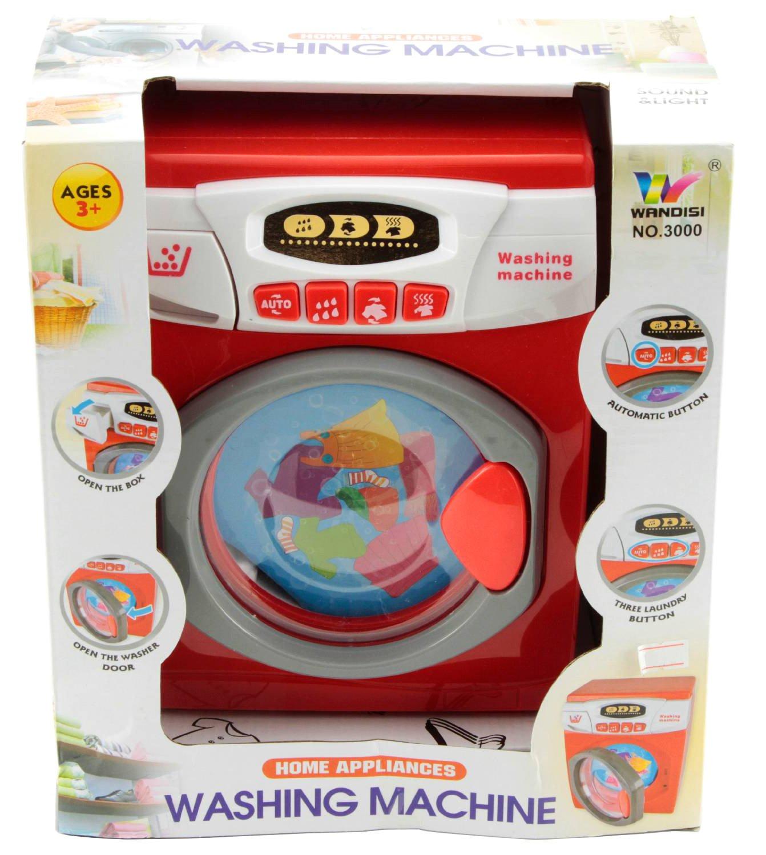 Kinderwaschmaschine - Spielzeug Waschmaschine Spiel AG
