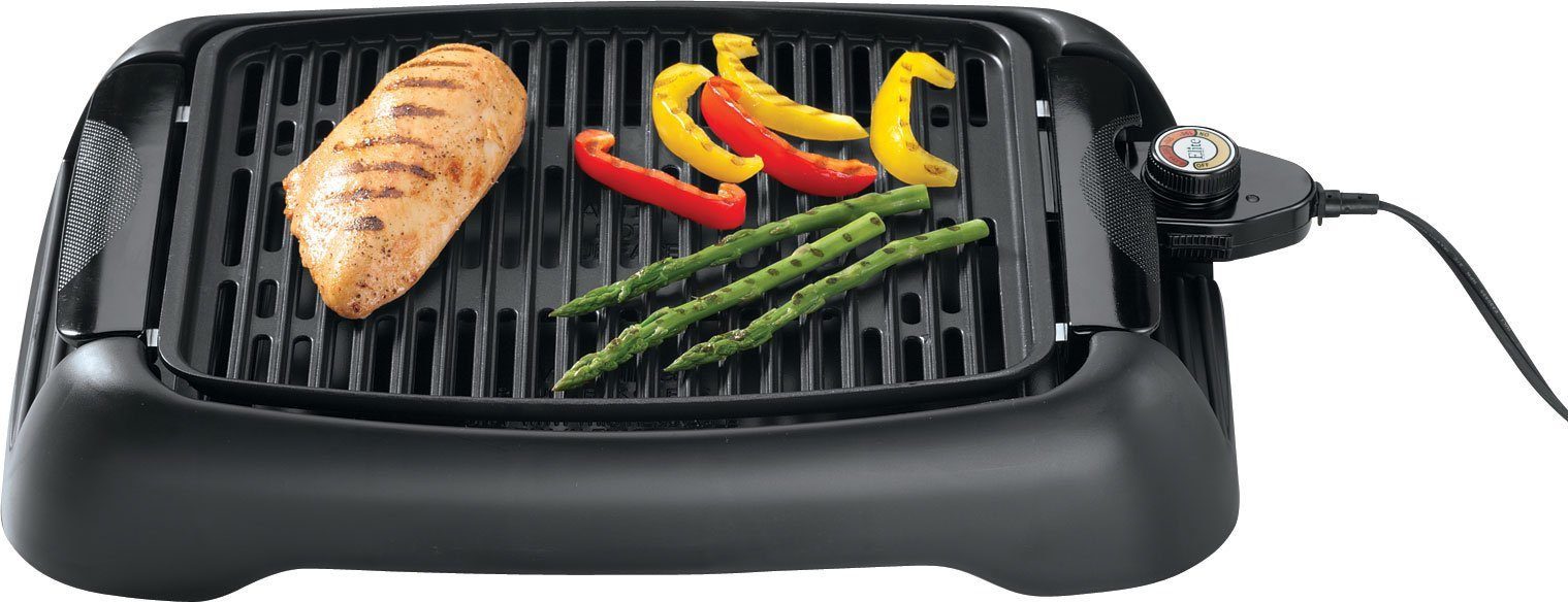 13'' Countertop Electric Grill by Home-Style Kitchen TM