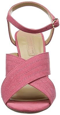 Dorothy Perkins Women's Spring Cross Over Open-Toe Heels: Amazon.co.uk:  Shoes & Bags