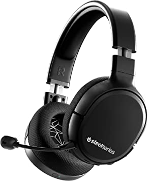 SteelSeries Arctis 1 Wireless – Auriculares inalámbricos para ...