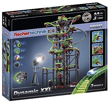 Baukästen & Konstruktion Fischertechnik 544619 Dynamic XXL Konstruktionsbaukasten