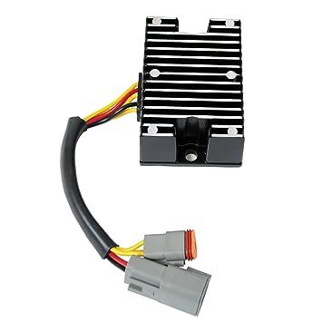 Sea Doo voltage regulator rectifier GTX 4-Tec/GTX 4-Tec SC/GTX 4-Tec  Ltd/RXP/RXT /3D RFI/GTI LE RFI 278001969 2002 2003 2004 2005 2006 2007