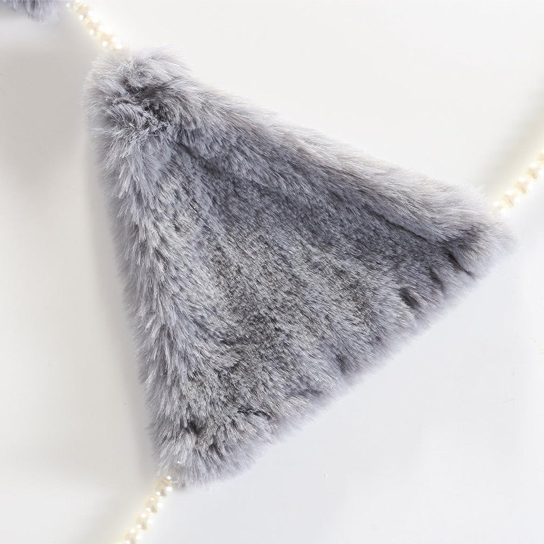 amazon com boderier pearl body chain jewelry fur bra body