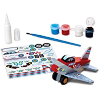 Melissa & Doug Others Decora a Tu Gusto: Avión de Madera