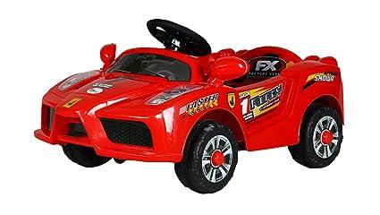 Toyhouse Mini Ferrari Car, Red