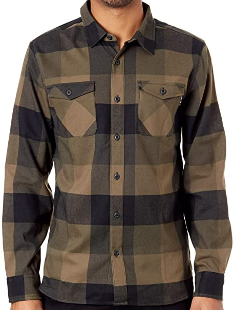 7be770538 Image Unavailable. Dakine Plum Shadow Underwood Flannel Long Sleeved Shirt