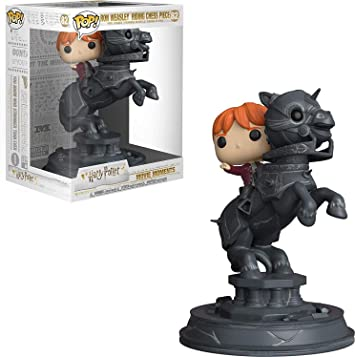 Lobcede Harry Potter - Movie Moments Pop N° 82 - Ron Riding Chess Piece
