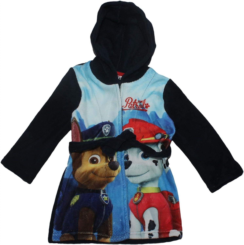 Nickelodeon Boy's Paw Patrol Good Night Dressing Gown RH2150