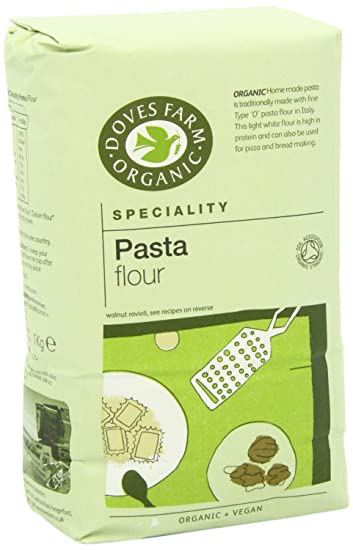Doves Farm | Speciality Pasta Flour | 1 X 1Kg: Amazon.es ...