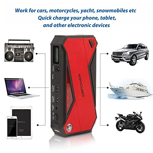 Best DBPOWER DJS50 Jump Starter
