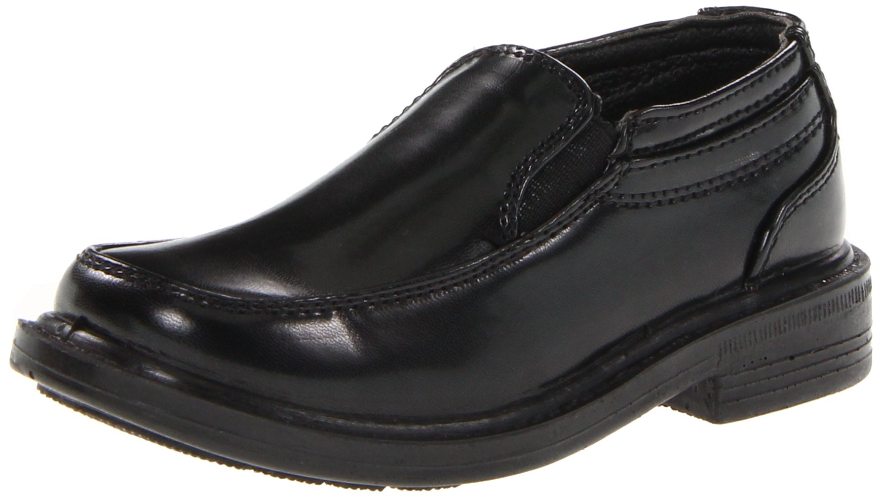 Deer Stags Brian Slip-On Dress Shoe (Toddler/Little Kid/Big Kid),Black,8 M US Toddler
