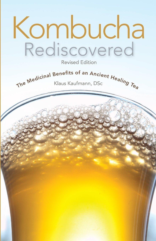 Kombucha Rediscovered! Revised Edition ebook