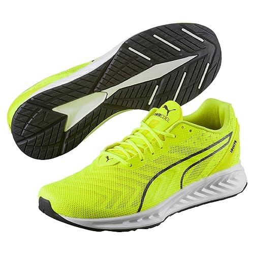 86eead1408e3b6 PUMA Ignite 3 Running Shoes - 12 - Yellow  Amazon.ca  Shoes   Handbags
