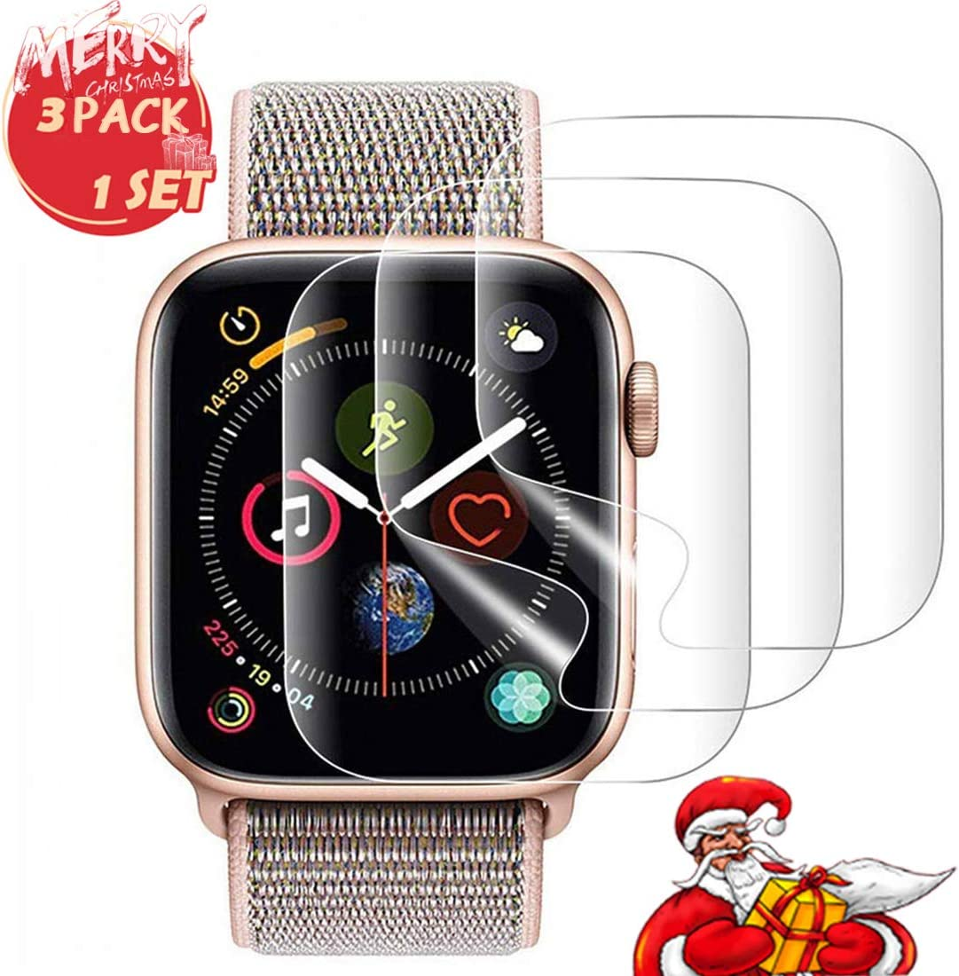 Amazon.com: Screen Protector for Apple Watch 38mm Series 1/2 ...