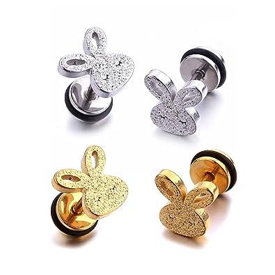 Patience Jewellery Bell Small Earrings WeOIMq