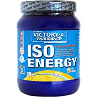 Victory Endurance Iso Energy Limón 900g. Rápida energía e hidratación.Con extra de Sales minerales y enriquecido con…