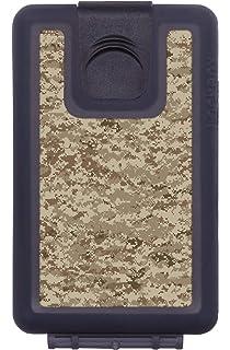 LOCKBOX Cartera Militar Hombre Pequeña Impermeable, Billetero Camuflaje Resistente al Agua - Tarjetero Diseño…