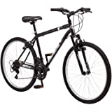 """26"""" Roadmaster 18 Speed Granite Peak Adults Outdoor Sports Cycling Men's Mountain Bike with Front and Rear Handbrakes - Navy"""