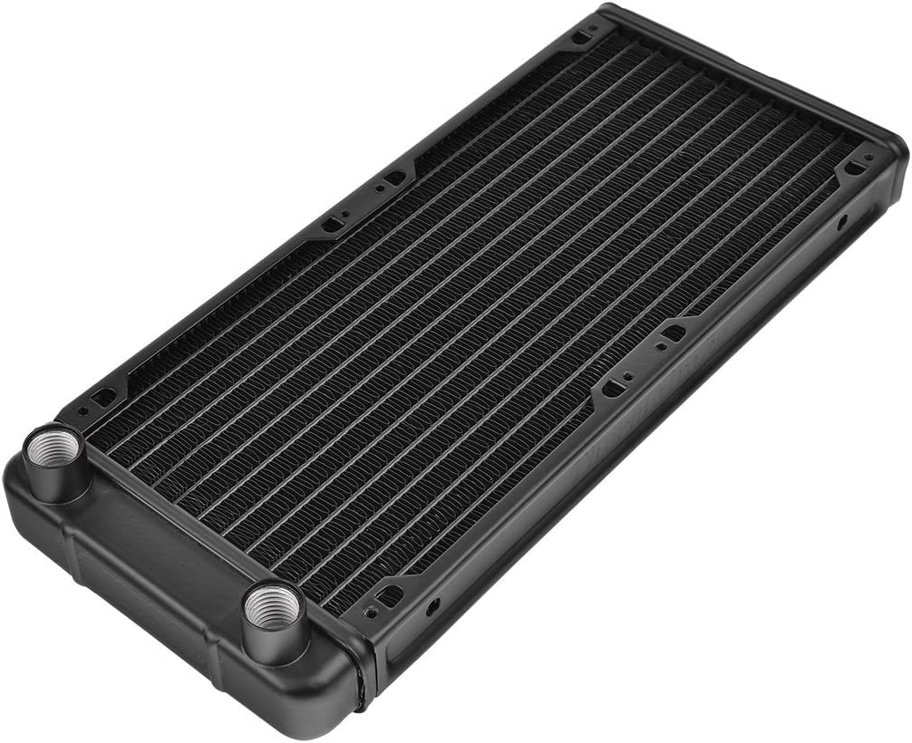 Thermaltake 240mm Pacific DIY Liquid Cooling System R240 Radiator Cooling CL-W009-AL00BL-A