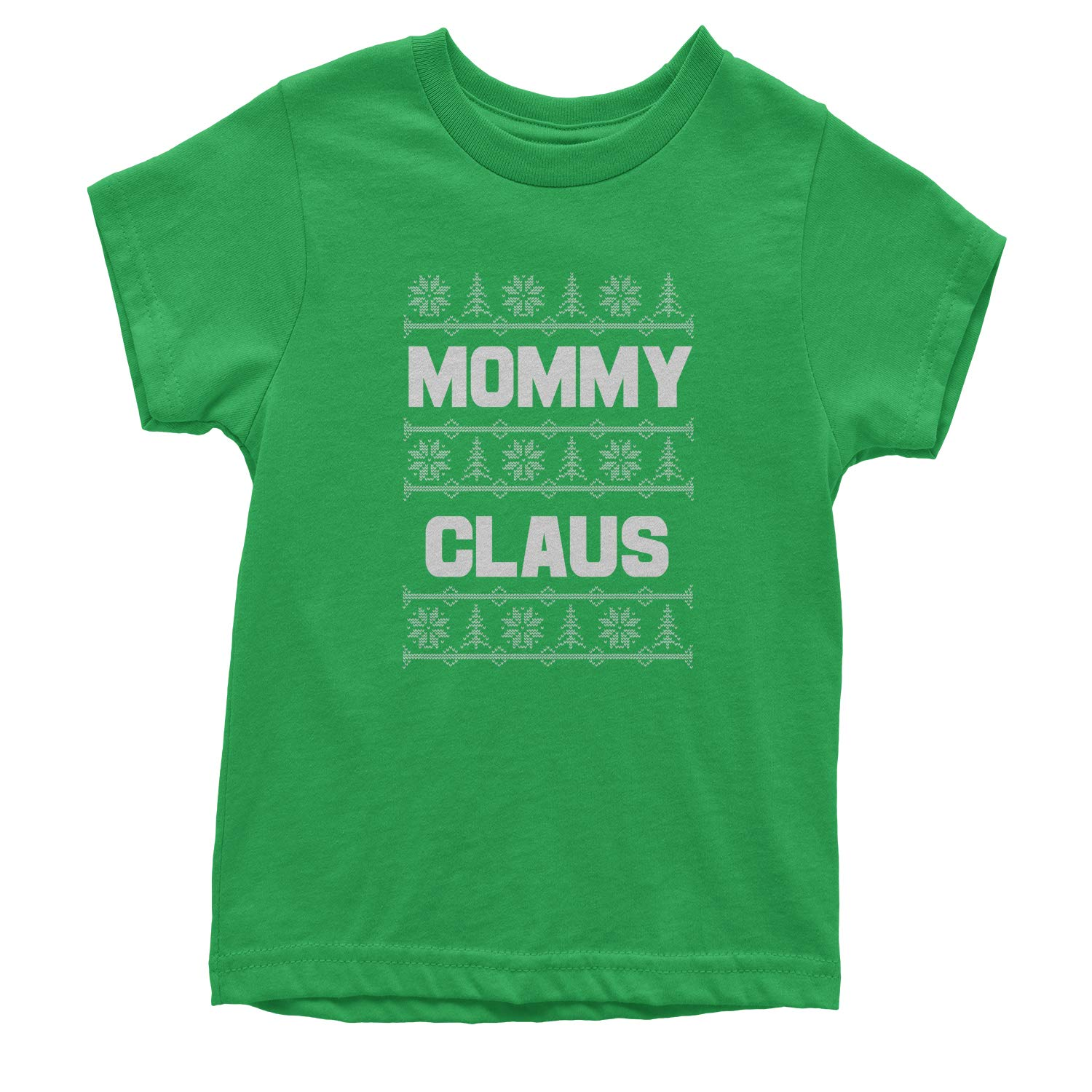 Motivated Culture Mommy Claus Youth T-Shirt