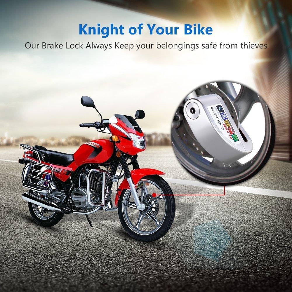 Transparent Hose /& Stainless Banjos Pro Braking PBK0064-CLR-SIL Front//Rear Braided Brake Line