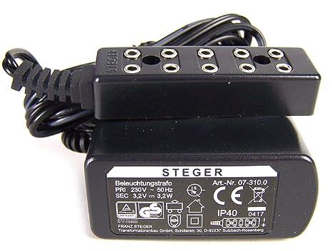 Illuminazione trasformatore trasformatore v a dc per