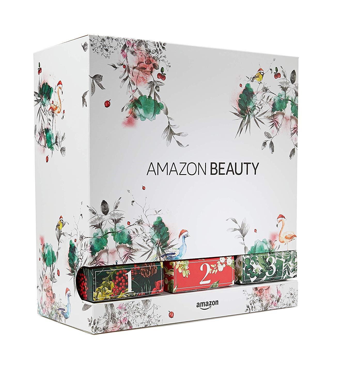 Calendario Avvento Profumeria.Amazon Beauty Calendario Dell Avvento 2018 Versione Italiana
