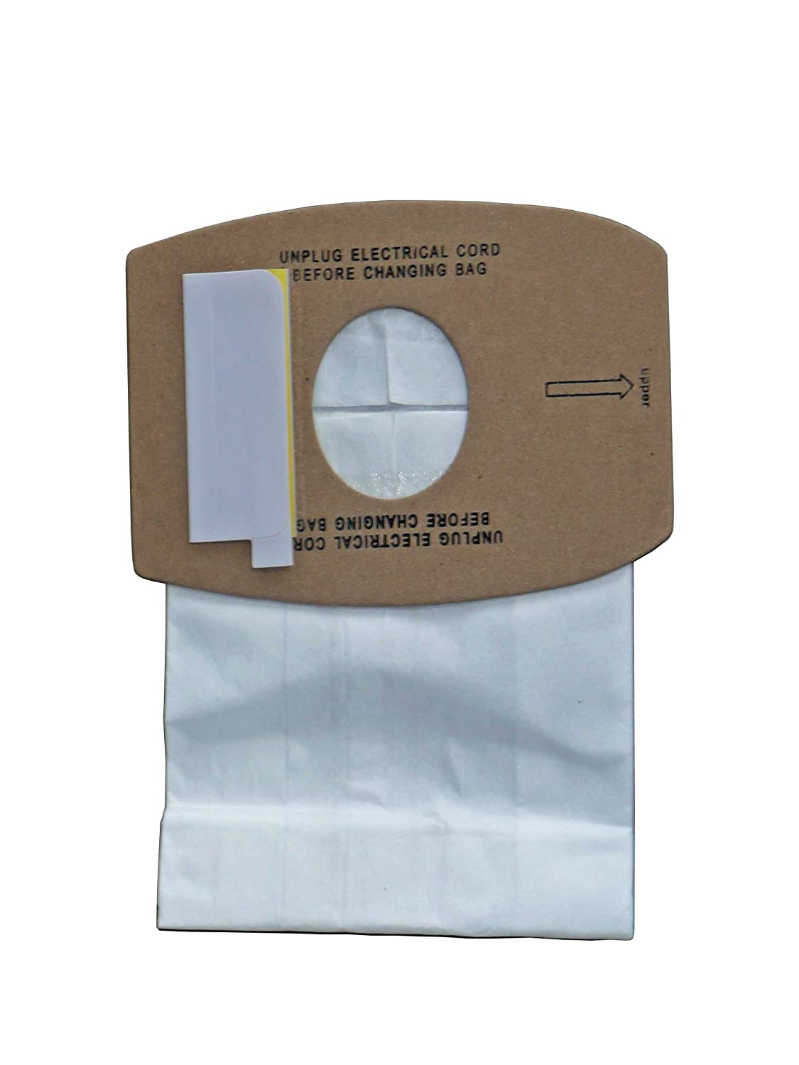 Simplicty Type S and Fastvac Canisters 12 Pack #858 EnviroCare Replacement Micro Filtration Vacuum Bags for Riccar SupraQuik