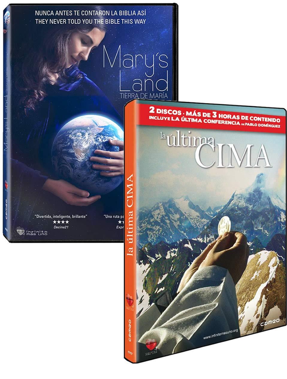 Pack La ultima cima + Tierra de Maria DVD