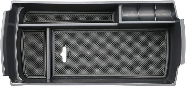 Scatola del Bracciolo dellauto per Cit roen C5 Aircross Contenitore per Bracciolo Console Storage Box Vano Portaoggetti Bracciolo Con Tappetino Antiscivolo