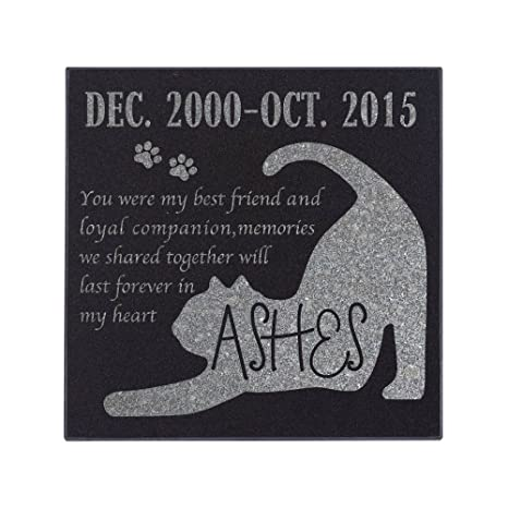 amazon com amazing items personalized pet grave marker and