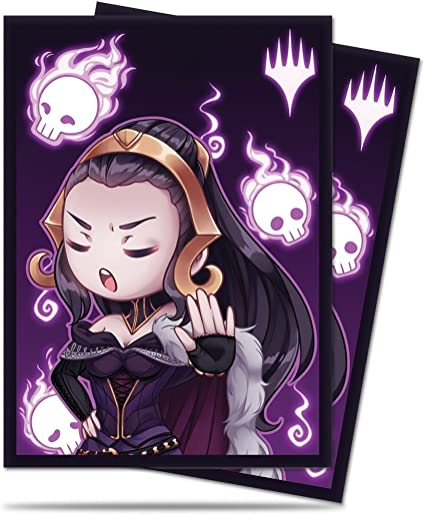 Maximum Power for Chibi Collection Chandra Ultra Pro Standard Deck Protector