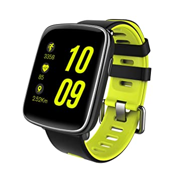 Smartwatch Impermeable IP68, [Regalo] HAMSWAN Reloj ...