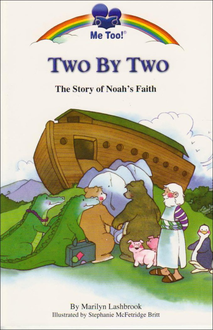 Two by Two (Me Too!) ebook