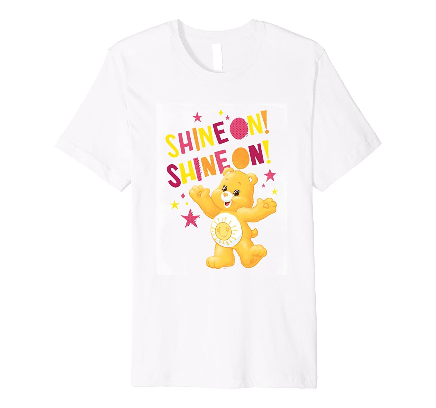Care Bears Shine ON Tshirt-AZP
